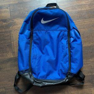 Nike | Blue Just Do It Bookbag